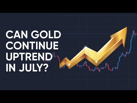 Gold Chart Analysis for July 2019 | Can Gold Price Keep Going Up?