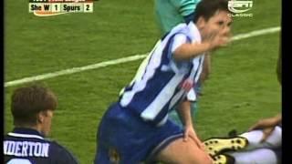 20/08/1994 Sheffield Wednesday v Tottenham Hotspur