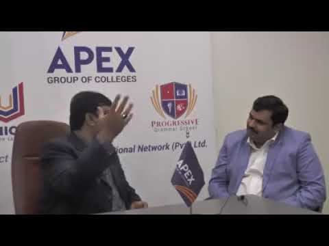 An Interview with Apex Group of Colleges