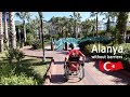 Alanya (Turkey) Without Barriers & Wheelchair Workout