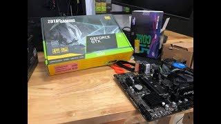ADBIG l ทำคอม RGB สายเกม GTX 1650+i5 9400F ราคาถูกและดี 17,555 บาท ปรับ Ultra ได้ทุกเกม