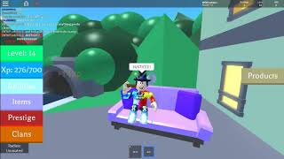 How to do Orange Justice in Roblox!