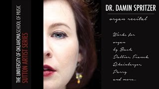Dr. Damin Spritzer in a Sutton Series Faculty Concert