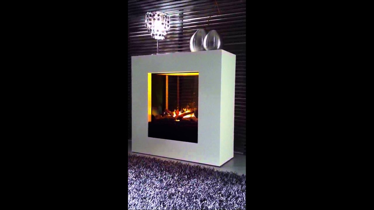 elektrokamin von kamin aus wasser wird feuer linea faber optimyst youtube. Black Bedroom Furniture Sets. Home Design Ideas