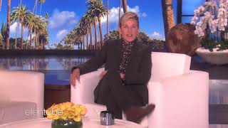 Ariana Grande - breathin (The Ellen Show Performance 2018)1080p HD