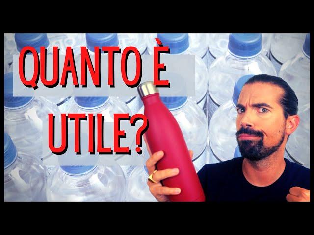 Bottiglie Termiche in Acciaio Riutilizzabili - Guida Completa