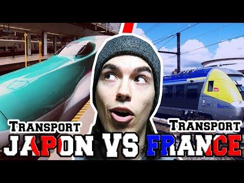 TRANSPORTS FRANÇAIS VS JAPONAIS - LE PANDAMAN