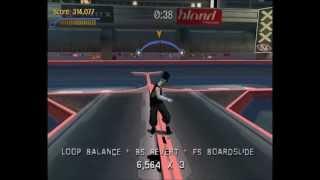 Tony Hawk's Pro Skater 3 (PC) - Gameplay