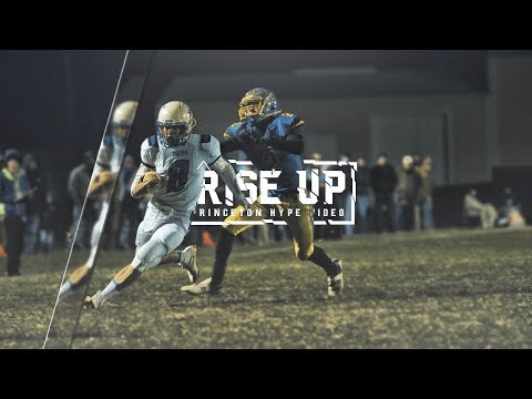 RISE UP   Princeton Tigers Football Hype Video   4K