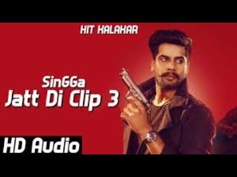 jatt-di-clip-3-||-singga-||-karan-aujla-||-western-pendu-||-new-song