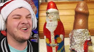 Hilarious Christmas Fails - Reaction