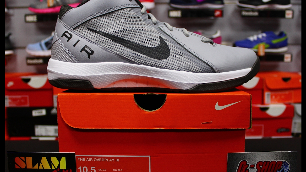 29c6318556a7 Nike Overplay IX(9)