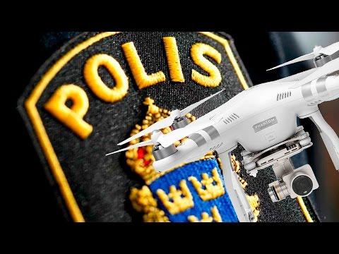 My drone (DJI Phantom 3 advanced) was arrested in Sweden (2016)