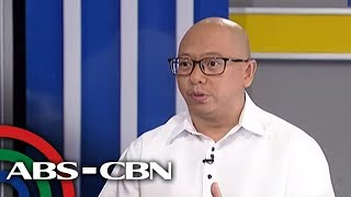 Bandila: 'Province of China' banners a form of creative protest, former SolGen says