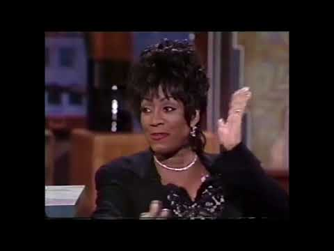 Patti LaBelle  with Greg Kinnear Part 1 of 3