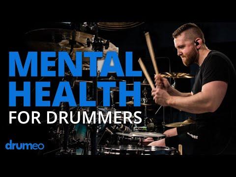 Mental Health For Drummers - Alex Rüdinger