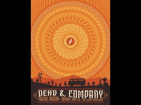 5/28/2017 Dead & Company Phoenix, AZ (Full Show)
