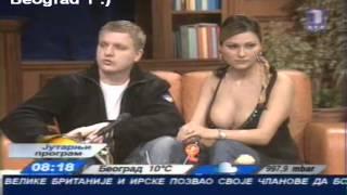 Repeat youtube video Provale sa TV ekrana, lapsusi voditelja, biseri TV Srbija.. II deo