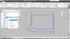 Civil 3d creating a subdivision and row layout with the dynamic