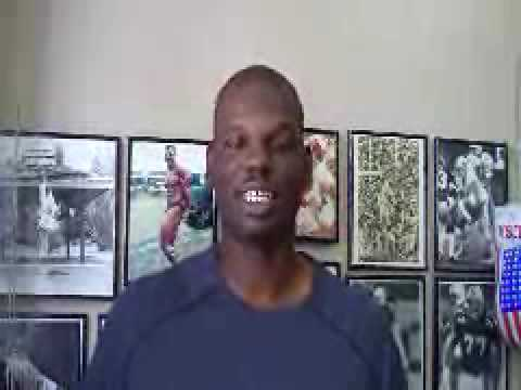 Jamal Mashburn Former NBA Player speaks about Dr. Moyal, Chiropractor Miami Beach