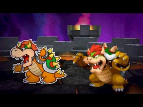 Mario Luigi Paper Jam Final Boss Battle Youtube