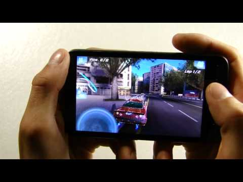 Fast Five the Movie-Форсаж 5 (Android 2.3)