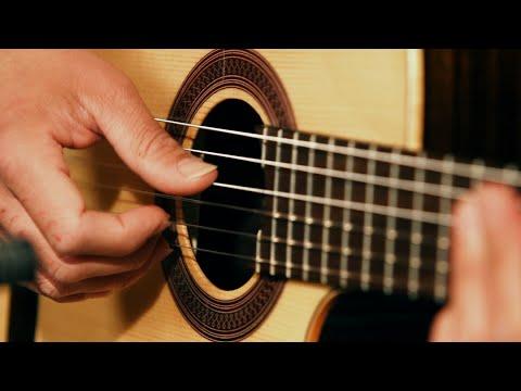 Product Spotlight - Cordoba GK Studio Negra Acoustic-Electric Nylon Sting Flamenco Guitar
