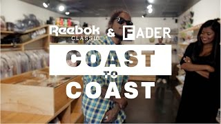 The FADER & Reebok Classic Presents: Coast To Coast with Ab-Soul