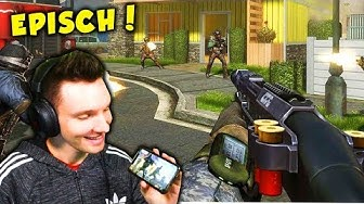 CALL OF DUTY auf HANDY ist SO GEIL !! | Call of Duty Mobile