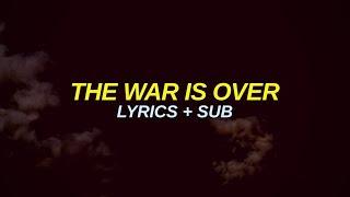 Cage The Elephant – The War Is Over Lyrics + Sub