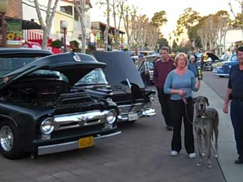 Car Show Garden Grove Main Street Californiawmv YouTube - Main street car show
