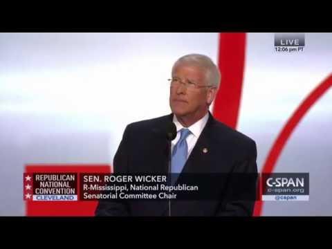 Senator Roger Wicker On Hillary Clinton l Roger Wicker For Senate