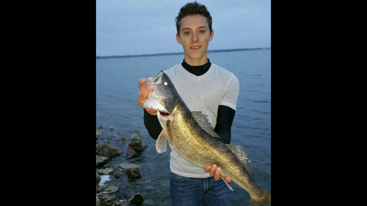 Walleye fishing with worms on spinner rig trolling tips for Walleye fishing tips