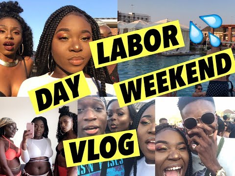 LABOR DAY WEEKEND SHENANIGANS IN LUBBOCK TX | TX COLLEGE VLOG