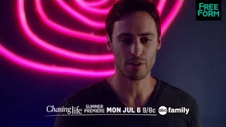 Chasing Life Summer Premiere 2x01 Preview | Summer Premiere Monday, July 6 9/8c on ABC Family!