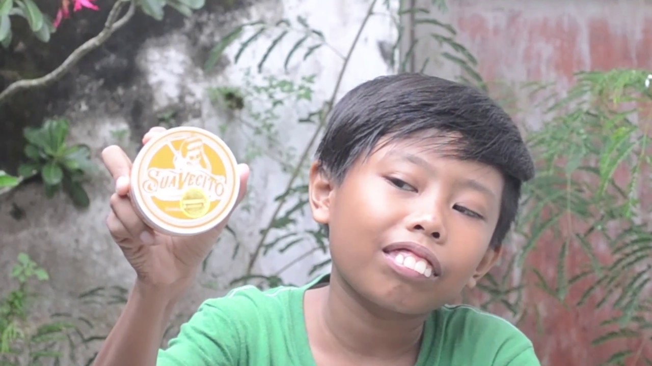 REVIEW POMADE SUAVECITO WARNA