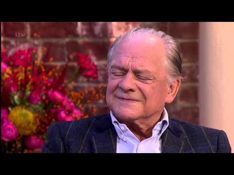 Holly and Phil chat with Sir David Jason  10th Oct 2013