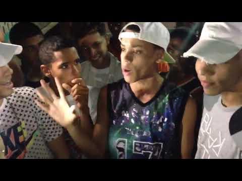 BATALLA DE FREESTYLE!!! - Khaliifa & Yuppa VS🎤  Pichivon RD & Jhon RD ➡((Santiago🎤)) Explosiva