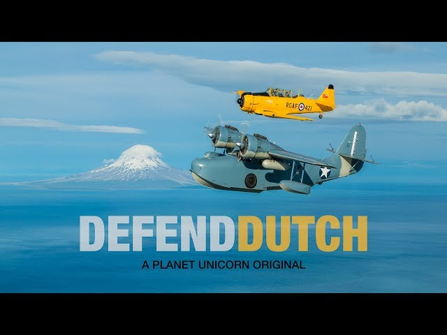 Defend Dutch // Alaska Stories