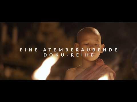 PLANET 4K - Unsere Erde in Ultra HD - Offizieller Trailer