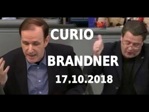 CURIO & BRANDNER -AFD- kritische Fragen an die Regierung - 17.10.2018