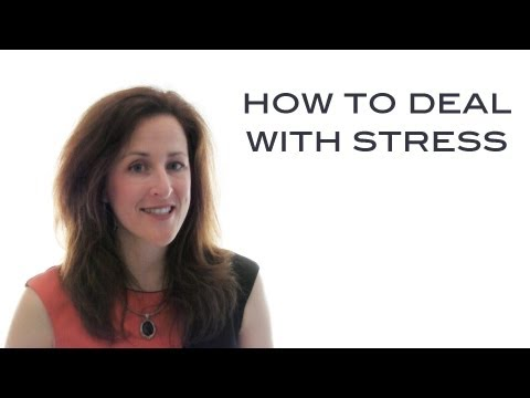 How to cope with stress: 4 Tips to deal with stress