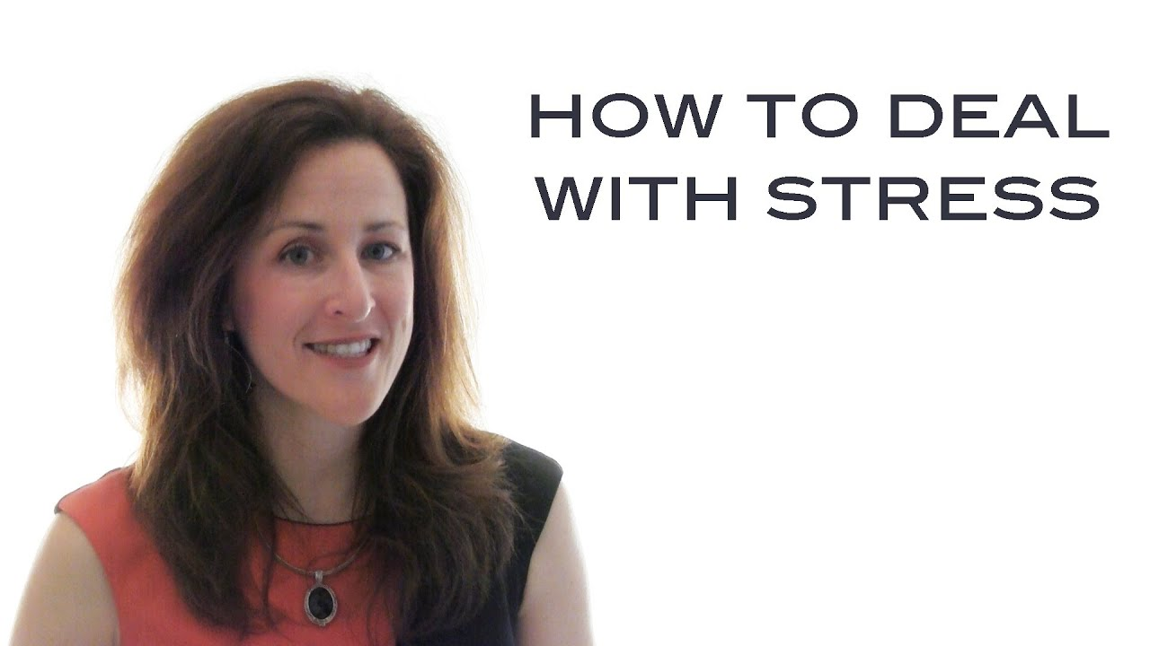 how to cope stress 4 tips to deal stress how to cope stress 4 tips to deal stress