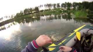 Голубые озера - Трейлер(Трейлер будущего видеоролика о так называемом голубом озере под Луховицами. Приятного просмотра. В контак..., 2015-08-30T12:10:47.000Z)