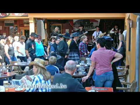 Don Attila Band - Country Music Festival 2016 - Pullman City