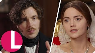 Jenna Coleman and Tom Hughes Discuss Their Crumbling Relationship in Victoria Lorraine