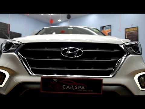 The Car Spa Jaipur | Car Wash & Detailing Service | 9H Ceramic Coating