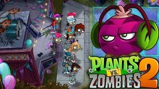 Plants vs. Zombies™ 2 - PopCap Neon Mixtape Tour Day 25