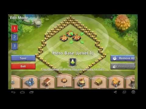 Castle Clash : Town Hall Lvl 7