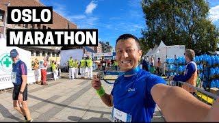 OSLO MARATHON 2018 | World's Best Marathons | Scandinavian Marathon Series